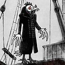 Chicken Nosferatu by Richard Morden