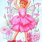 FAIRY OF THE PINKS by Judy Mastrangelo