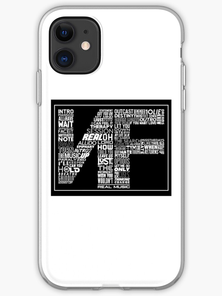 I Breathe Music iphone 11 case