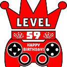 Level 59 Complete by wordpower900