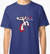 Precious design of coqui taino funny nerd Classic T-Shirt