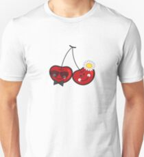 Mr. & Mrs. Cute Cheeky Cherries T-Shirt