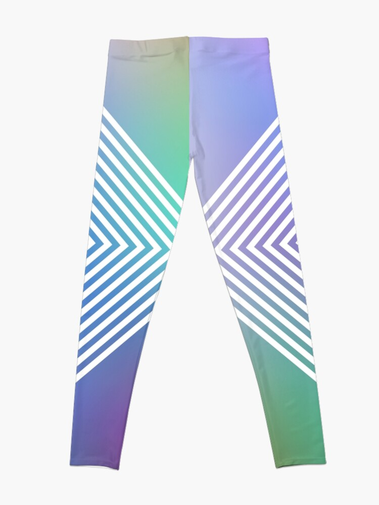 Alternate view of #Hypnosis #Hypnotic Image #HypnosisImage #HypnoticImage Leggings