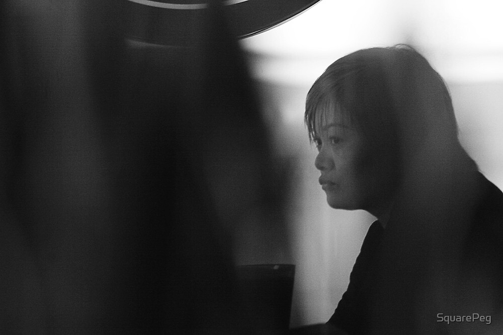 Contemplating... by SquarePeg