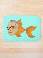 Jeff Goldfish Badematte