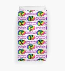 AWESOME RAINBOW CHEERLEADER DESIGN Duvet Cover