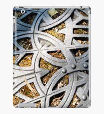 Grate Design iPad Case/Skin