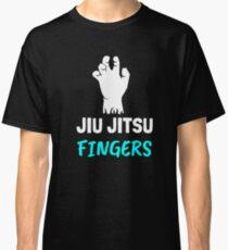 Jiu Jitsu Fingers, Grappling, BJJ Classic T-Shirt
