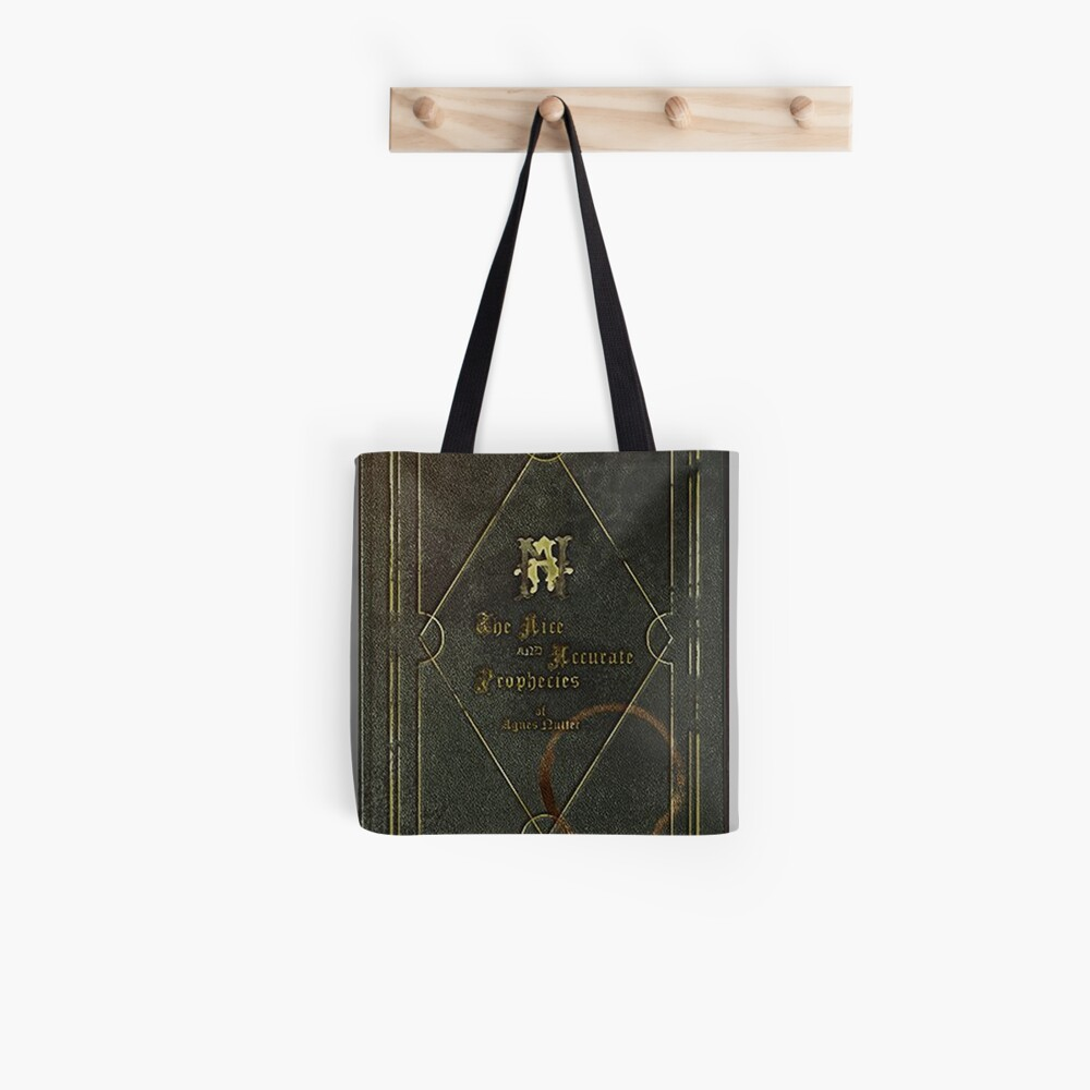 the nice and accurate prophecies of agnes nutter Tote Bag