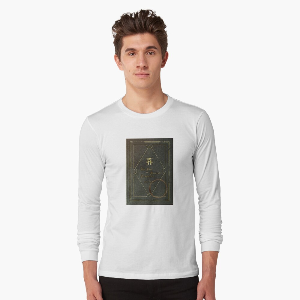 the nice and accurate prophecies of agnes nutter Long Sleeve T-Shirt