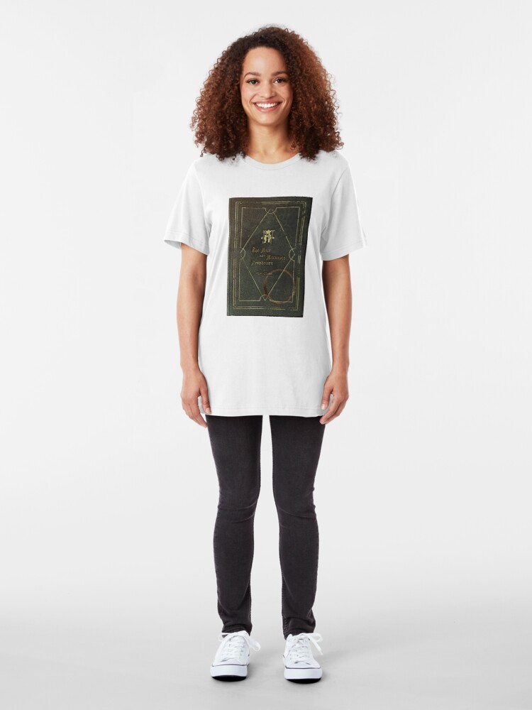 Alternate view of the nice and accurate prophecies of agnes nutter Slim Fit T-Shirt