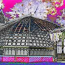 Conservatory Of Flowers 2 by Devalyn Marshall