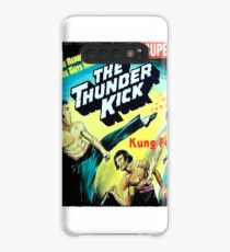 The Thunderkick Kung Fu Super 8 cover 1970s Case/Skin for Samsung Galaxy