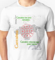 Mapa de Cantabria Estelado T-Shirt