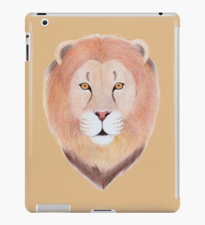 African Lion iPad Case/Skin