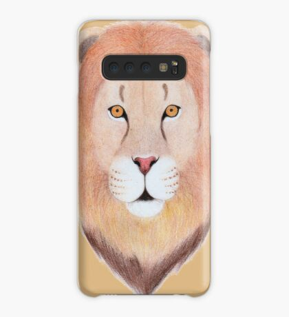 African Lion Case/Skin for Samsung Galaxy