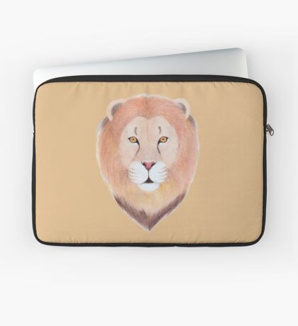 African Lion Laptop Sleeve