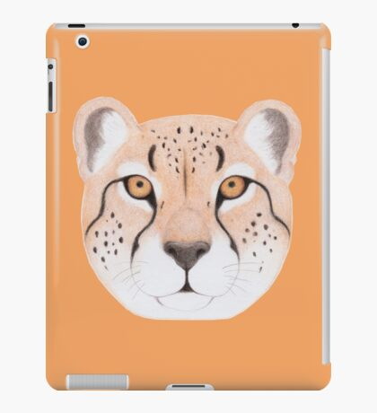 African Cheetah iPad Case/Skin
