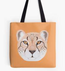 African Cheetah Tote Bag
