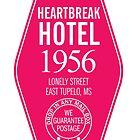 «Llave del hotel Elvis Heartbreak» de epitomegirl