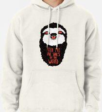 Evil Sloth Pullover Hoodie