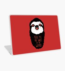 Evil Sloth Laptop Skin