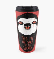 Evil Sloth Travel Mug