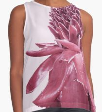 Monochrome - Banana blossom Sleeveless Top