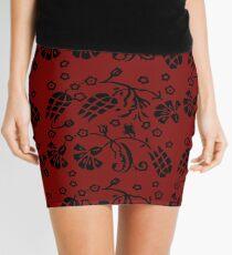 Captain Hook's Red Vest Mini Skirt