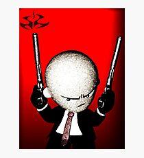 Agent 47 - Hitman Photographic Print