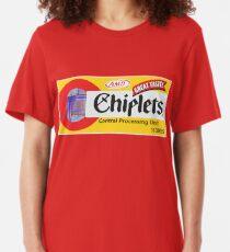 AMD Chiplets Shirt Slim Fit T-Shirt
