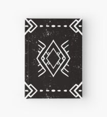 Navajo tribal ornament Hardcover Journal