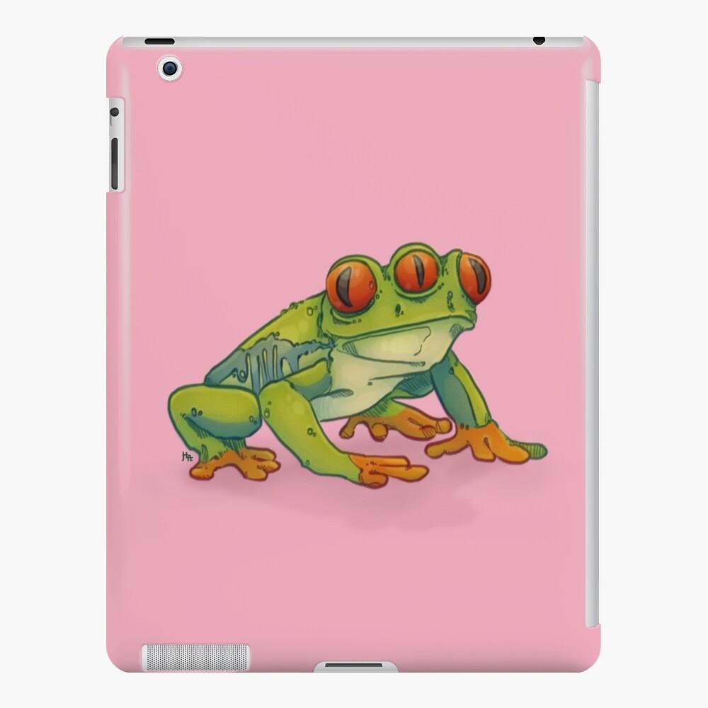 3 EYES FROG iPad Case & Skin