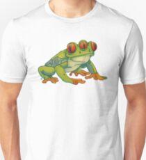 3 EYES FROG Slim Fit T-Shirt