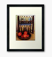 Kitchen Alchemy Framed Print