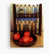 Kitchen Alchemy Canvas Print