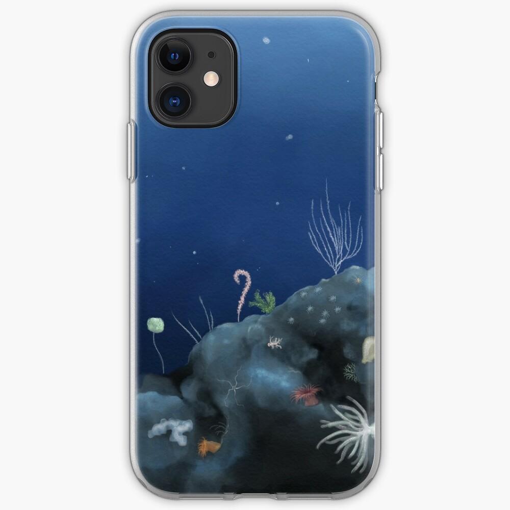 Deep ocean vista - Johnston Atoll iPhone Case & Cover