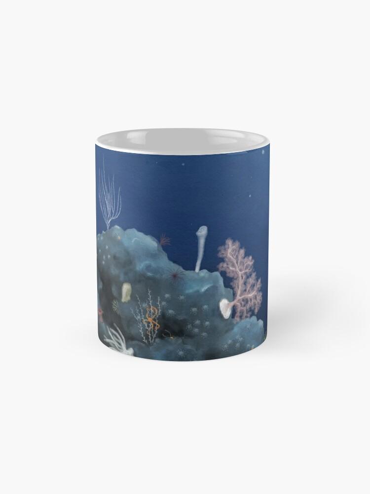 Alternate view of Deep ocean vista - Johnston Atoll Mug