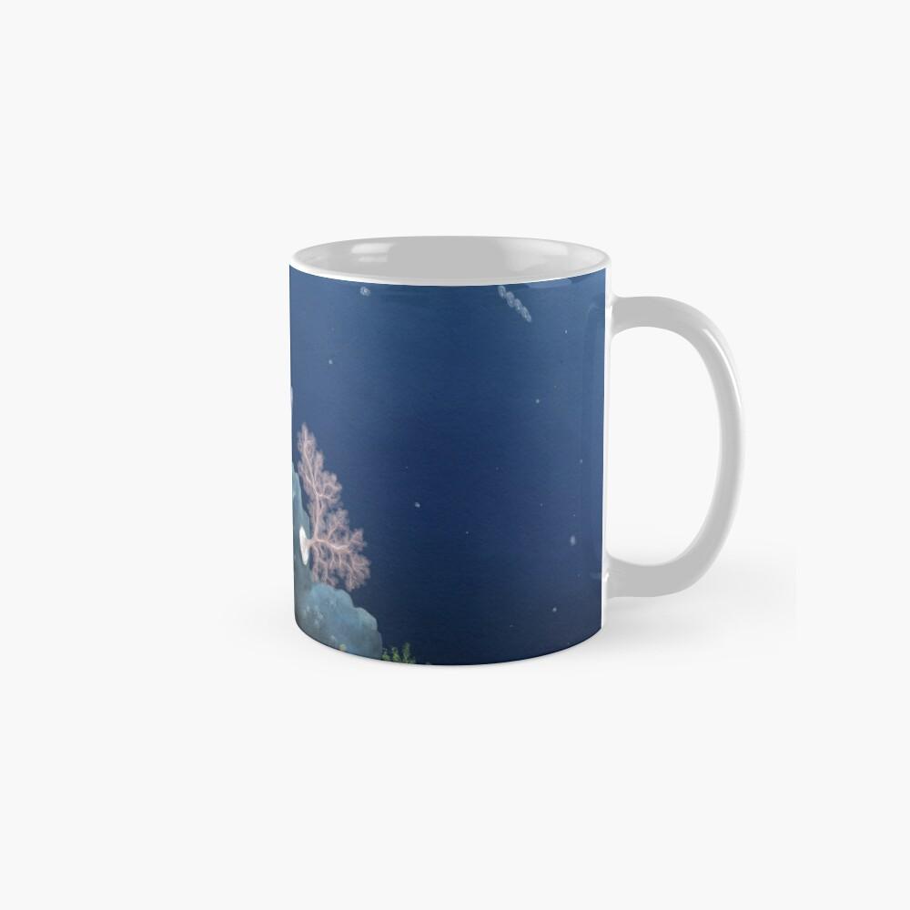 Deep ocean vista - Johnston Atoll Mug