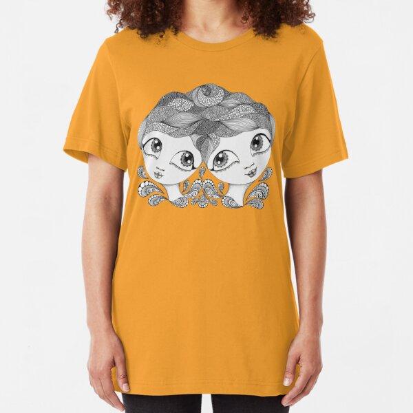 Double Trouble Slim Fit T-Shirt