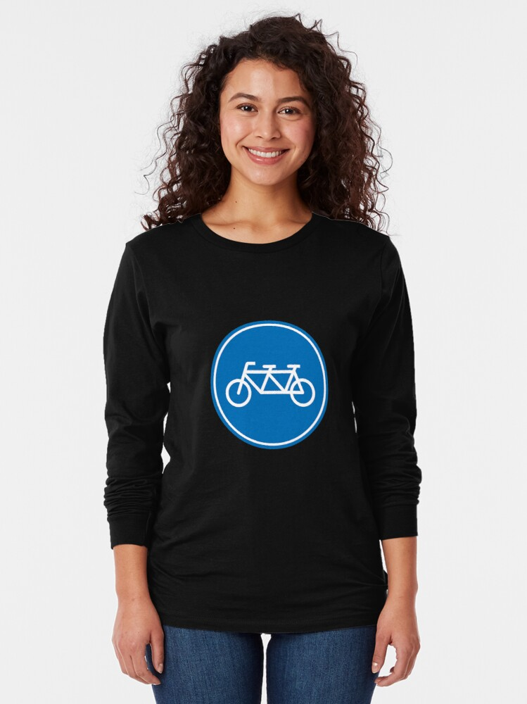 Alternate view of Tandem. Long Sleeve T-Shirt