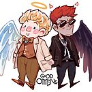 Good Omens by maryluis