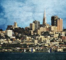 City By The Bay by pat gamwell