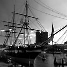 USS Constitution by InvictusPhotog
