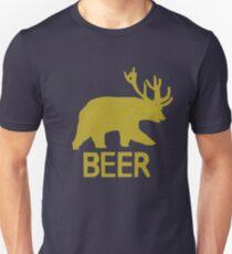 Trevors BIER Hoodie - Episode 1 Slim Fit T-Shirt
