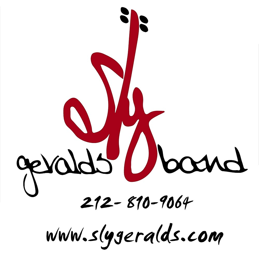 Sly Geralds Band Logo by SlyBass