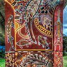 Cowra Painted Pylon 5 by Jason Ruth