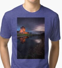 Twilight Ross Castle Tri-blend T-Shirt