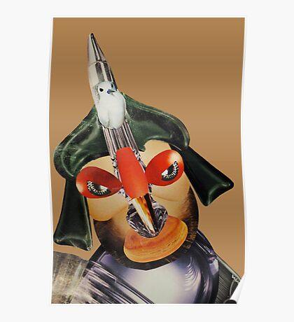 bird face Poster