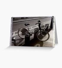 I've Got a Bike You Can Hire It If You Like Greeting Card